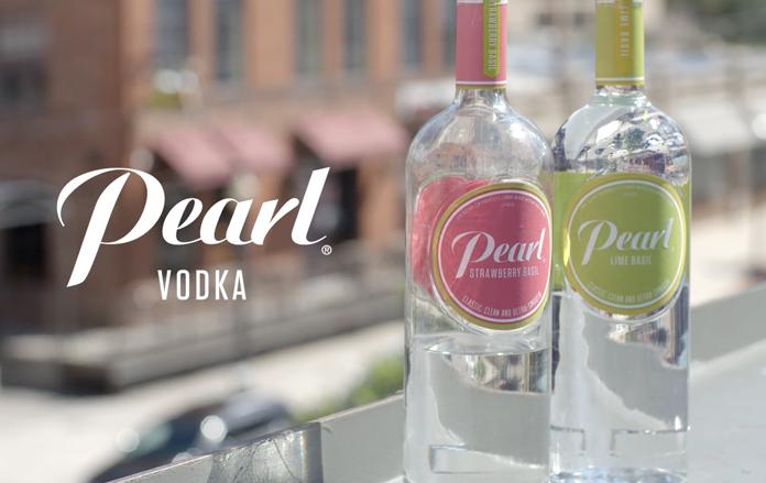 Pearl Vodka Activation