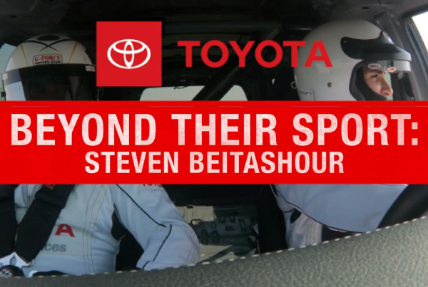 Toyota: Beyond Their Sport